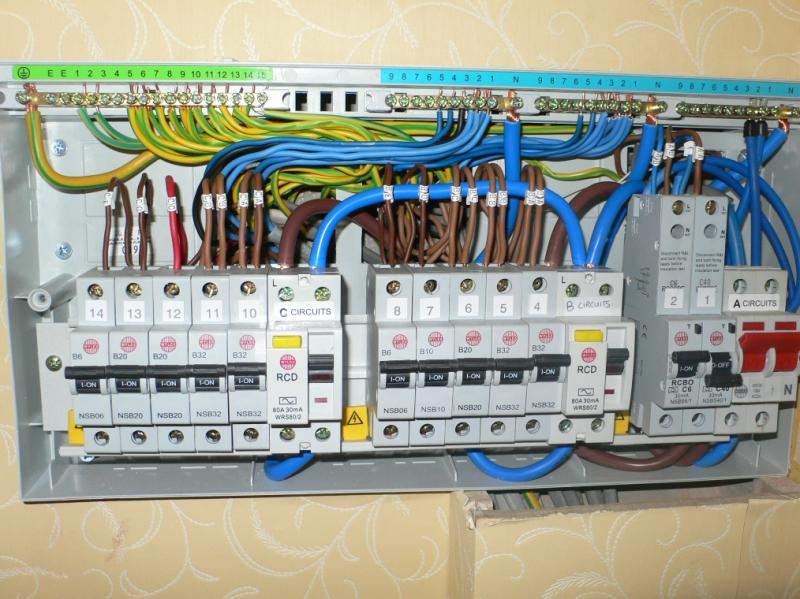 Remarkable Consumer Units Fuse Board Repairs And Replacements In Edinburgh Wiring Digital Resources Funapmognl